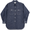 Work Shirt Vintage Fit 7oz Denim