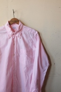 WORKERS BB Button Down Shirt Pink-1