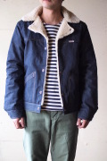 WORKERS Boa Jacket 10oz Denim-1
