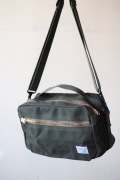 WORKERS Canvas Shoulder Bag, OD-1