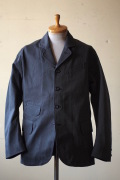 WORKERS Creole JKT Cotton Serge Grey-1
