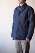WORKERS Cruiser JKT Reversed Sateen Black-1