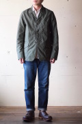 WORKERS Cruiser JKT Reversed Sateen OD-1