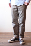 WORKERS Lot.819 Pique Pants Beige-1