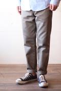 WORKERS Lot.819 Pique Pants Beige-1