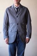 WORKERS Lounge JKT Grey Heavy OX-1