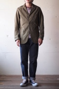 WORKERS Lounge JKT Reversed Sateen OD-1