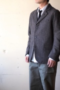 WORKERS Maple Leaf JKT, Homespun Tweed, Brown-1