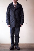 WORKERS Mountain JKT Cotton Ventile Black-1
