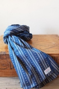 WORKERS K&T H (ワーカーズ) Muffler, Floral