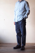 Workers Officer Trousers 2tac Denim Stripe-1