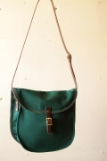 WORKERS Shell Shoulder Bag, Green-1