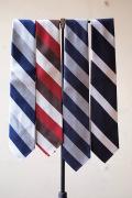 WORKERS Silk Repp Tie 2017/12-1