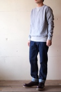 WORKERS Sweat Shirt Grey-1