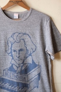 WORKERS T-Shirt Beethoven, Gray-1