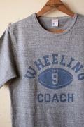 WORKERS T-Shirt Wheeling Coach, Gray-1