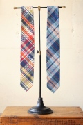 WORKERS K&TH  Hand Tailored Tie, India Madras