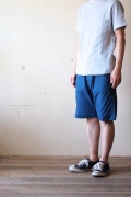 WORKERS Work Shorts Poplin, Blue-1