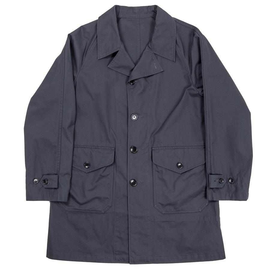 Single T-Coat Navy