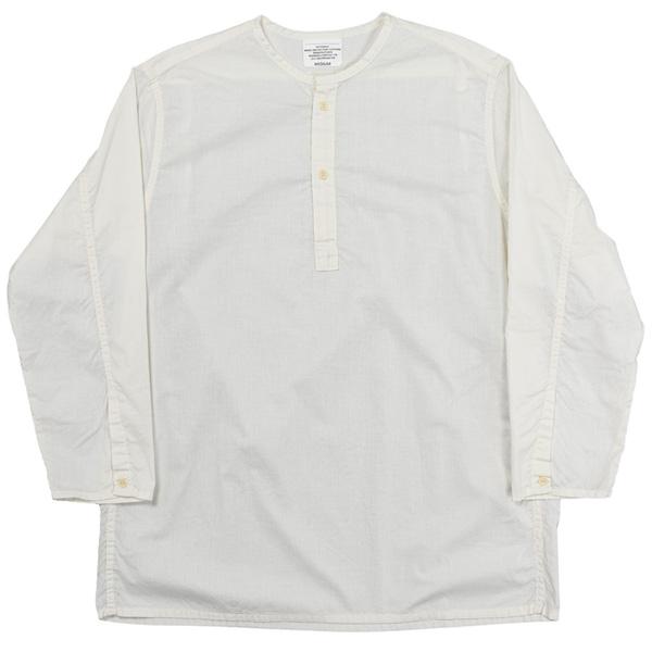Sleeping Shirt White Calico