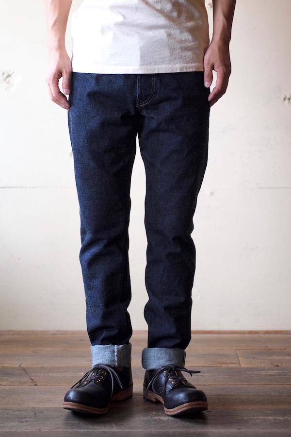 TCB jeans 50's Slim 13.5oz Denim-1