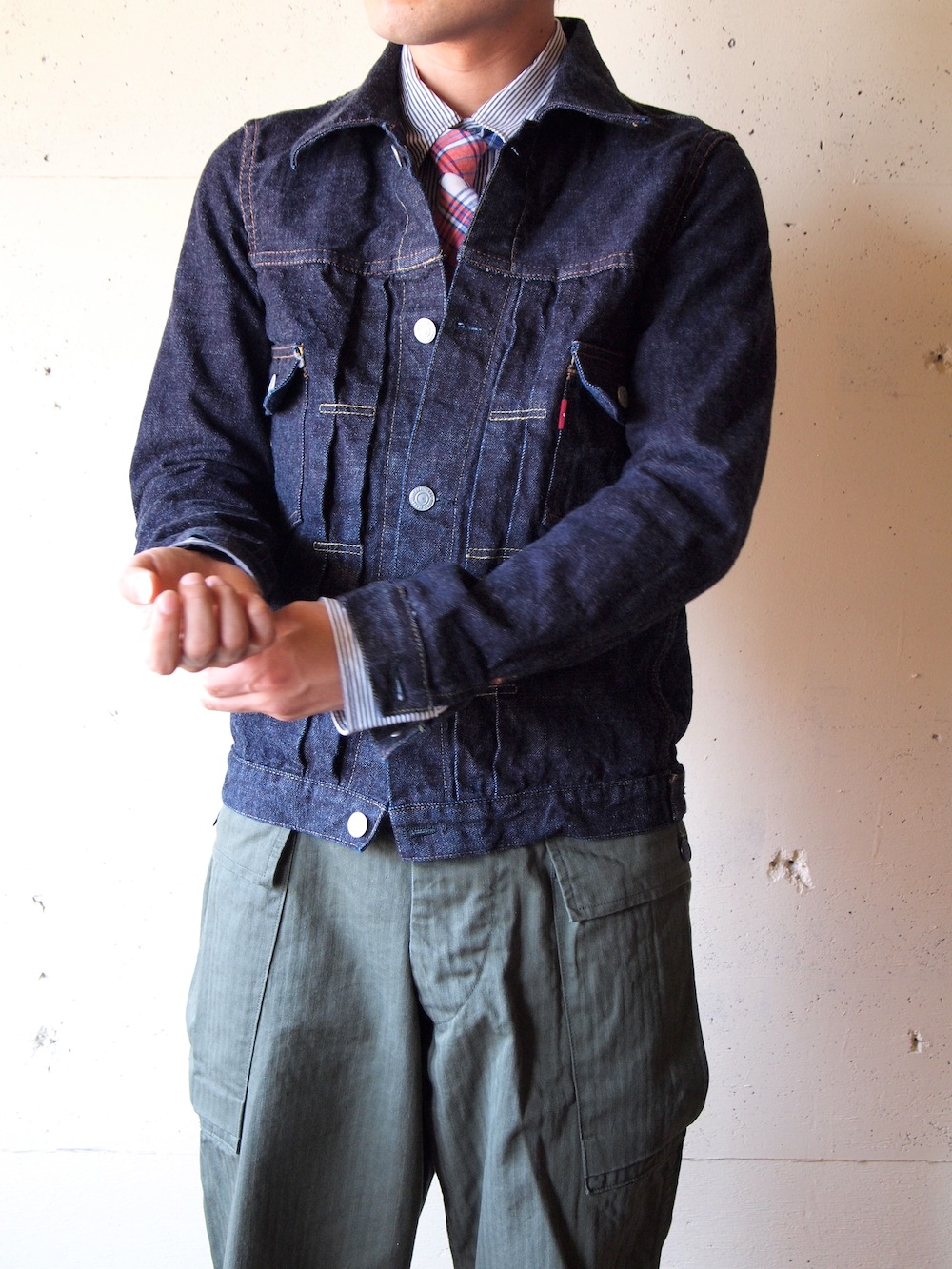 TCBjeans Denim JKT-MAIN