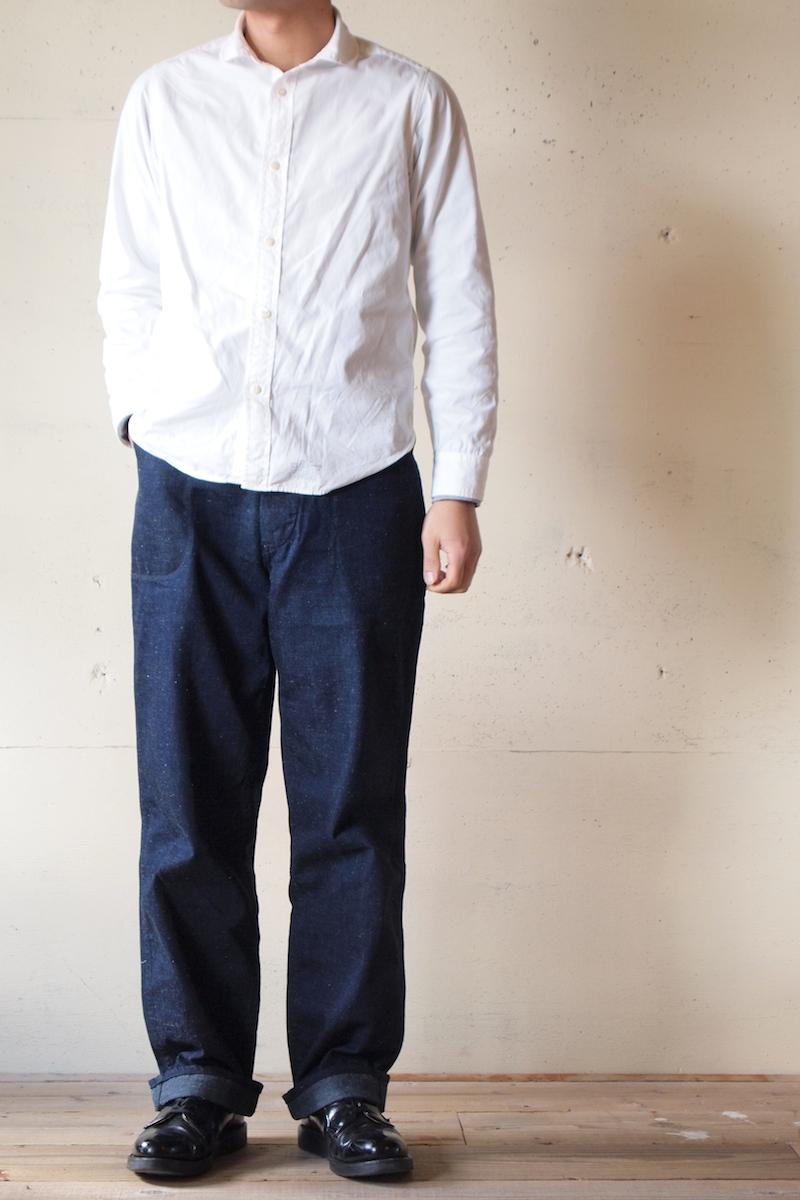 TCBjeans SEAMENS, USN Deck Pants-1