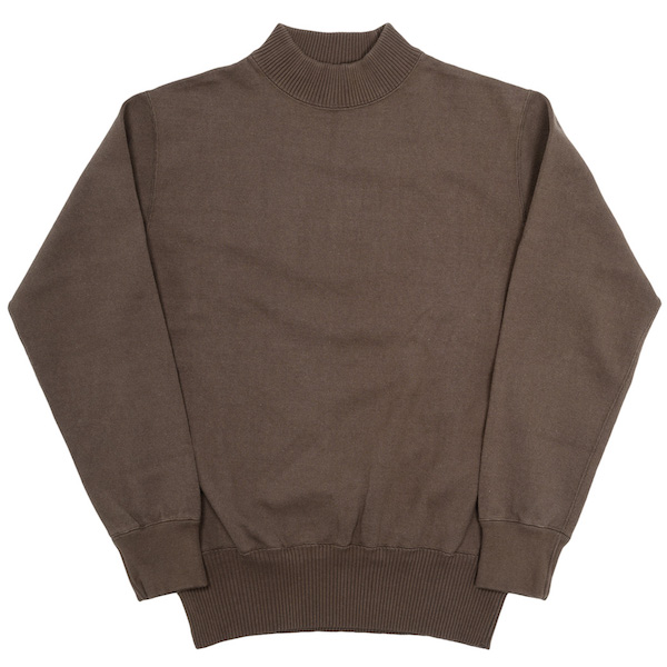 USN Cotton Sweater Brown