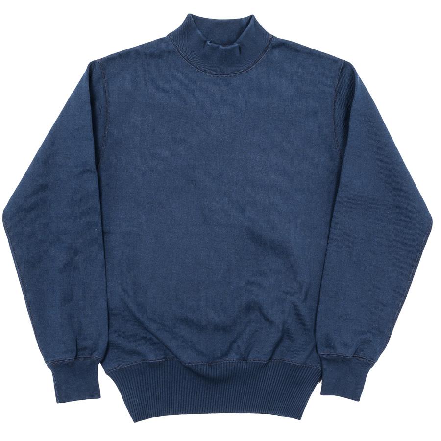 USN Cotton Sweater Navy