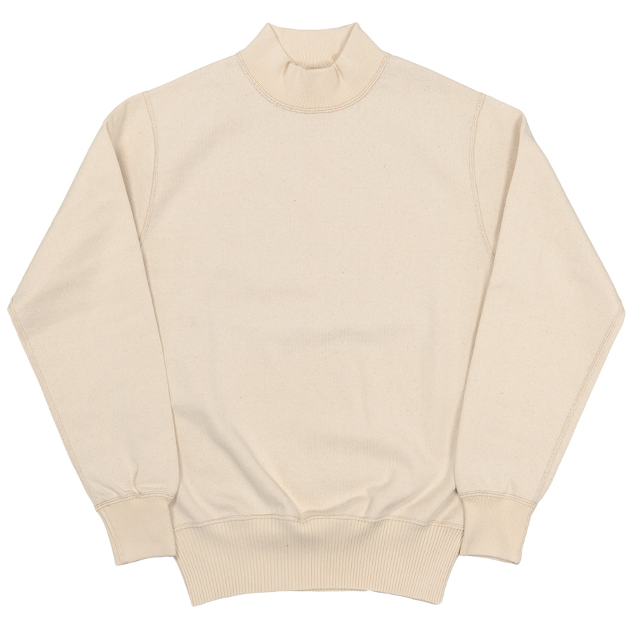 USN Cotton Sweater White-2019