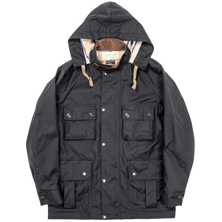 Weather Comfort Parka Black