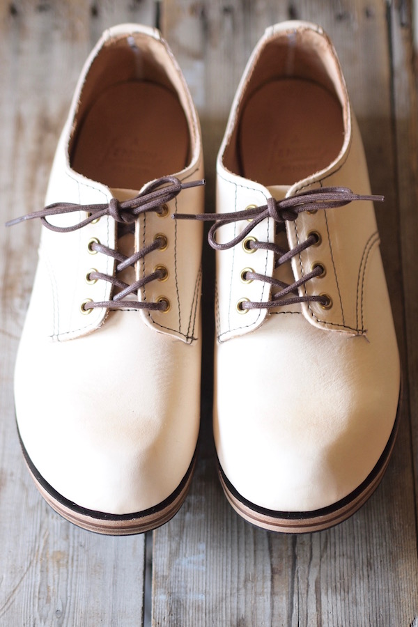 William Lennon Hill Shoes Natural 2020-1