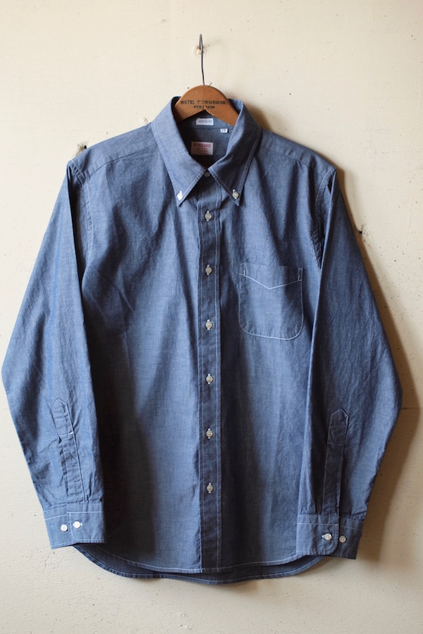 WORKERS Lt. Modified BD Dress Chambray-1