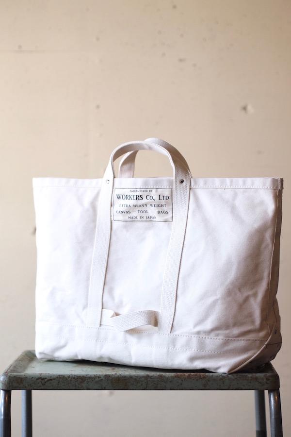 WORKERS Riveted Tool Bag L Short Handle 2017-1