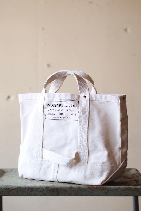 WORKERS Riveted Tool Bag M Short Handle 2017-1