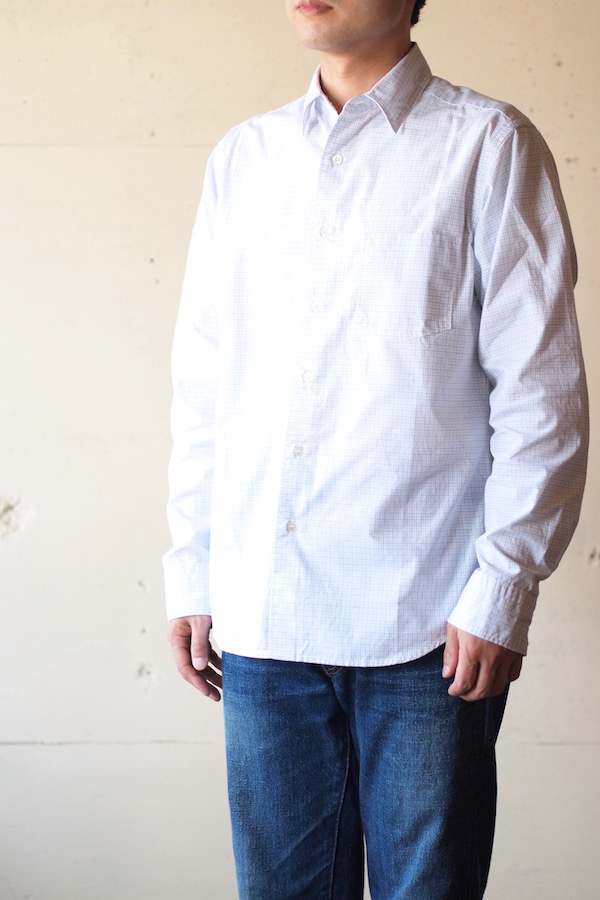 WORKERS Standard Shirt Graph Check-1