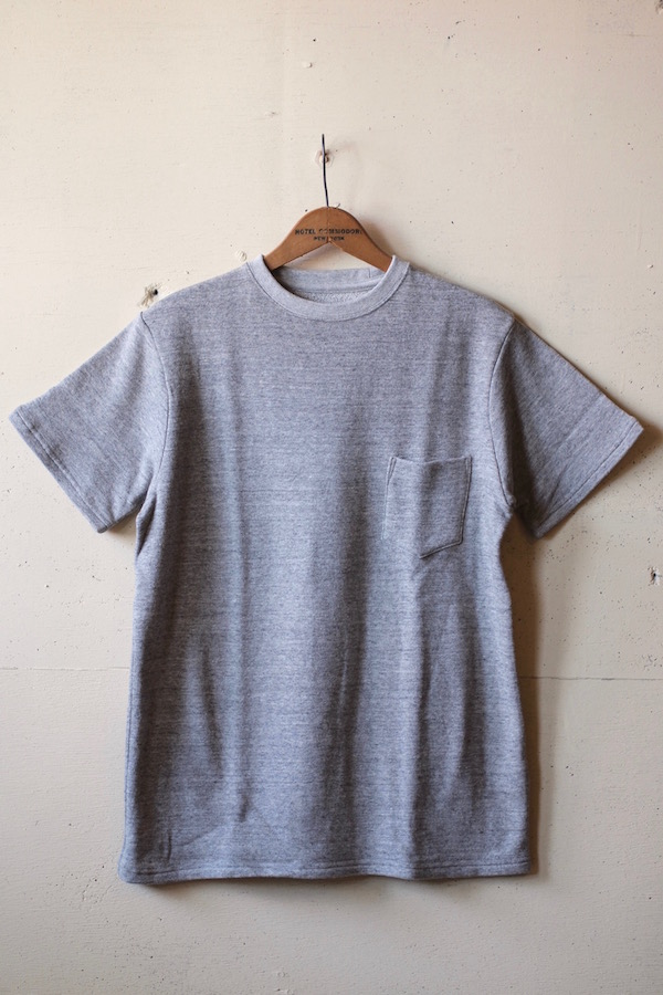 WORKERS UL SS Sweat Shirt Grey 2017-1
