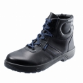 安全編上靴8522黒
