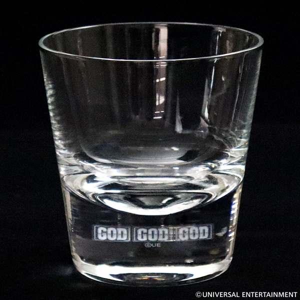 【3Dデザイングラス】MILLION GOD