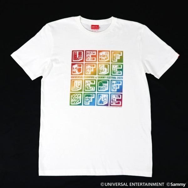 【特典付き】【Tシャツ】ユニバカ×サミフェス2020