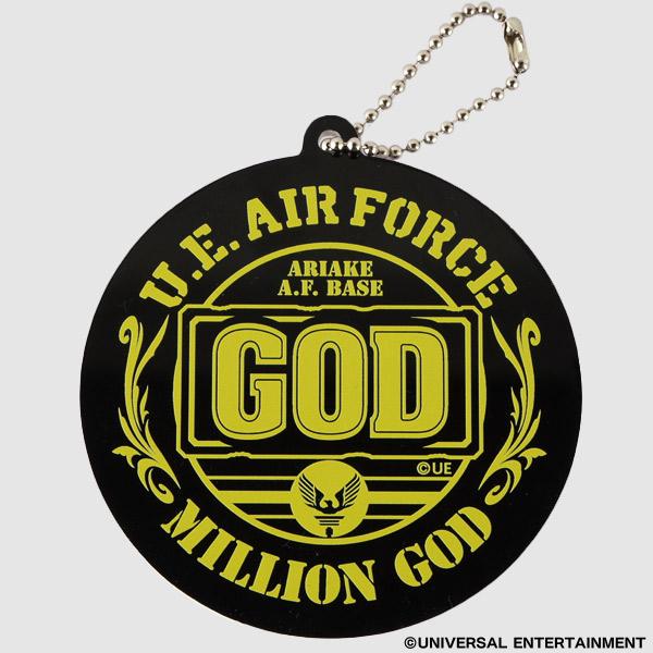 【アクリルキーホルダー】【ミリタリー】GODシリーズ