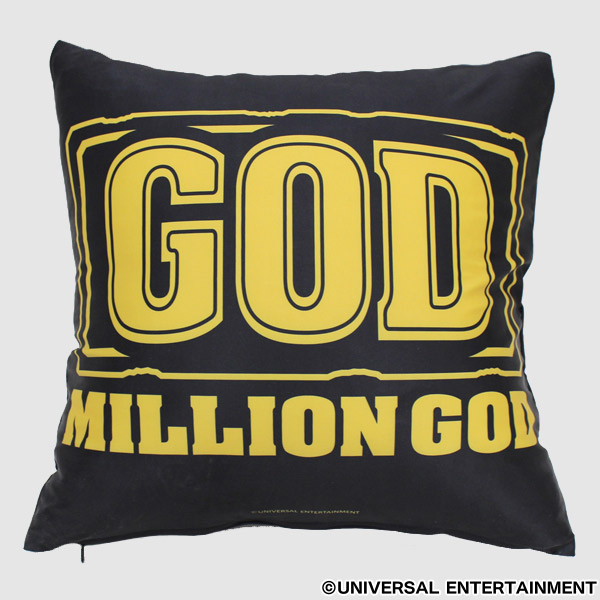 【クッションカバー】MILLION GOD & ANOTHER GOD HADES