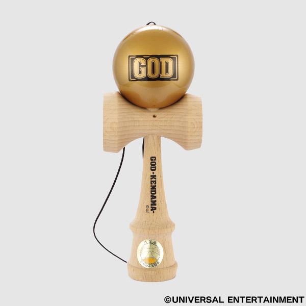 【けん玉】MILLION GOD-GOD-KENDAMA-