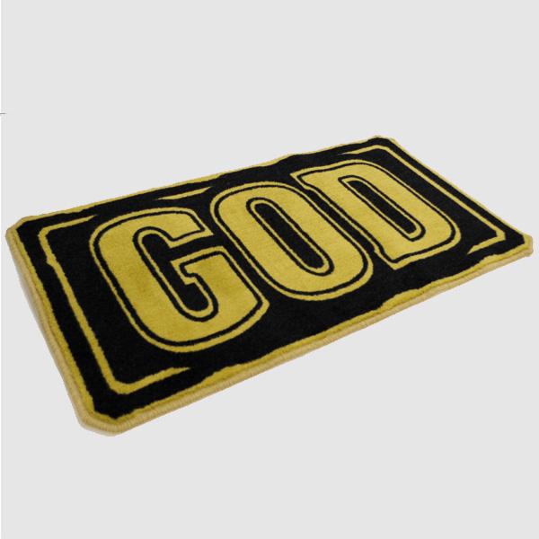 【玄関マット】GOD