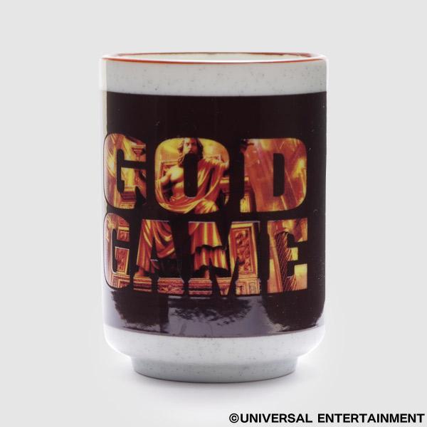 【湯呑み】MILLION GOD-GOD GAME