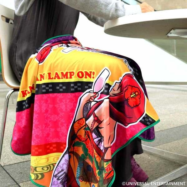 【サマーブランケット】沖ドキ!2-カナちゃんランプ(初回限定オリジナル巾着プレゼント)