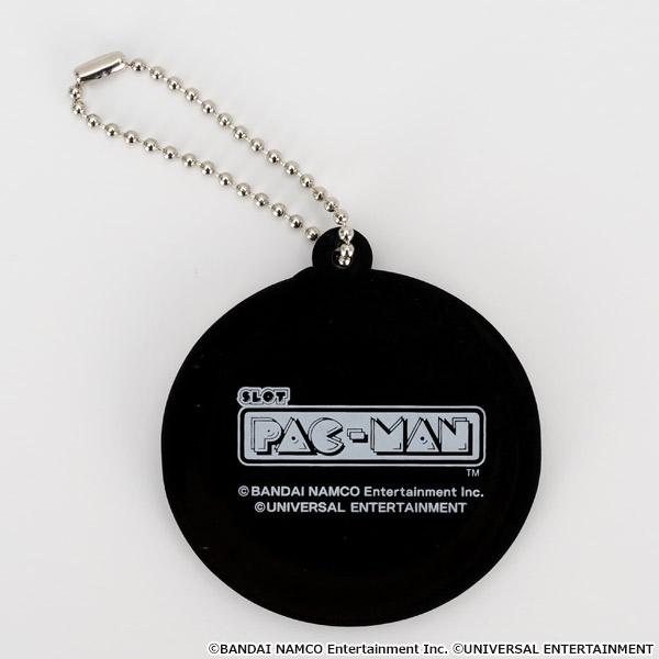 BNE×UE【ラバーキーホルダー】SLOTパックマン3個セット