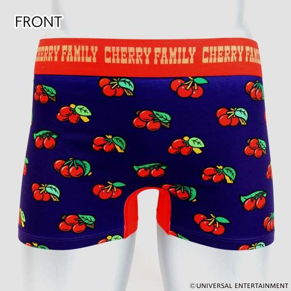 【ボクサーパンツ】CHERRY FAMILY