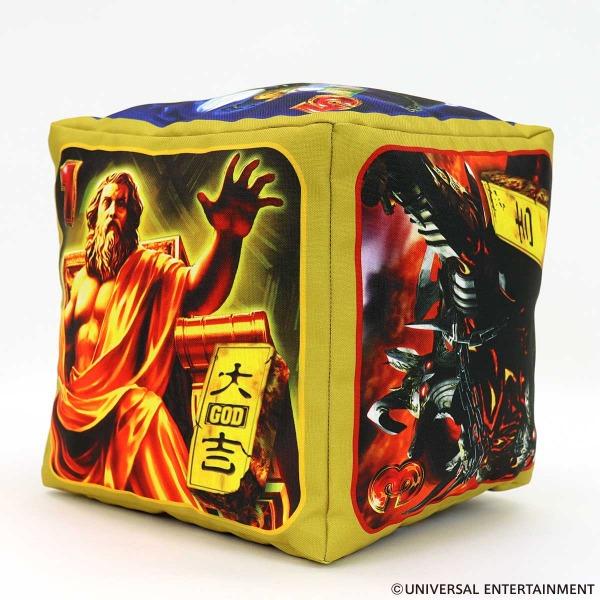 【サイコロクッション】GODシリーズ-おみくじver.