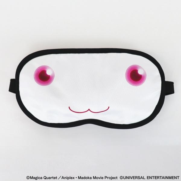 【アイマスク】SLOT劇場版 魔法少女まどか☆マギカ[前編]始まりの物語/[後編]永遠の物語-キュゥべえ